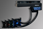 H220-X CPU Liquid Cooling Kit